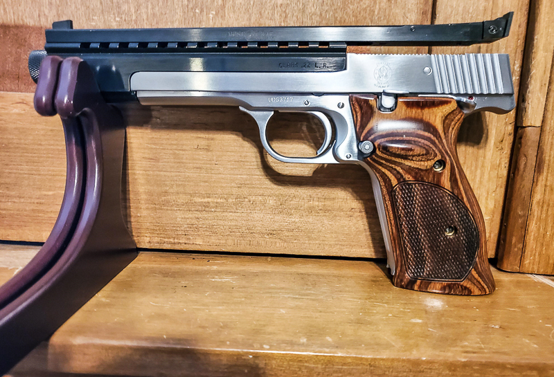 Removed from Sale: S&W 41  Sw41-410