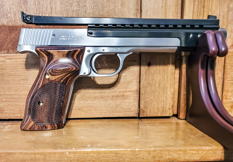 Removed from Sale: S&W 41  Sw41-510