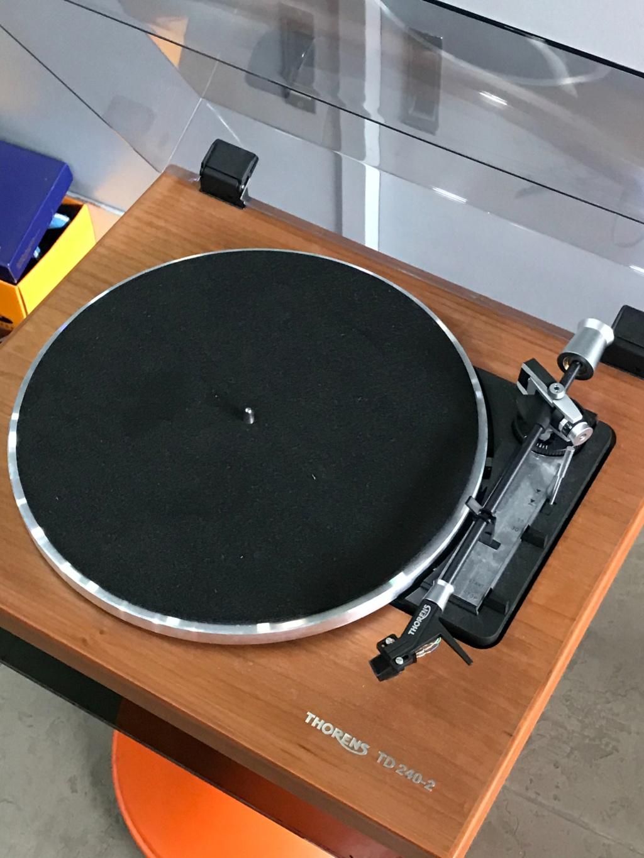 Thorens TD240-2 Turntable ( USED ) A648e810