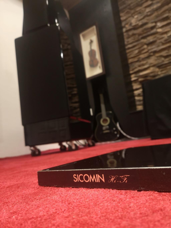 Sicomin Kevlar Isolation Board  ( USED )  Img_2014