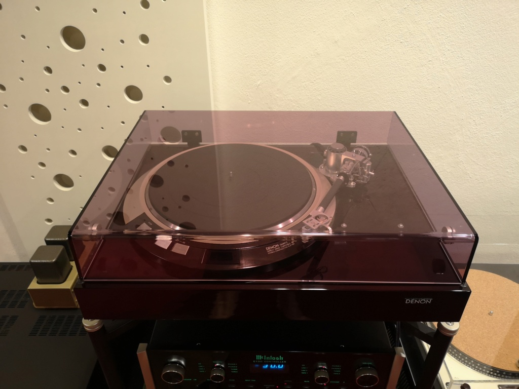 Denon DP-75 Turntable ( Used )  Img_2020