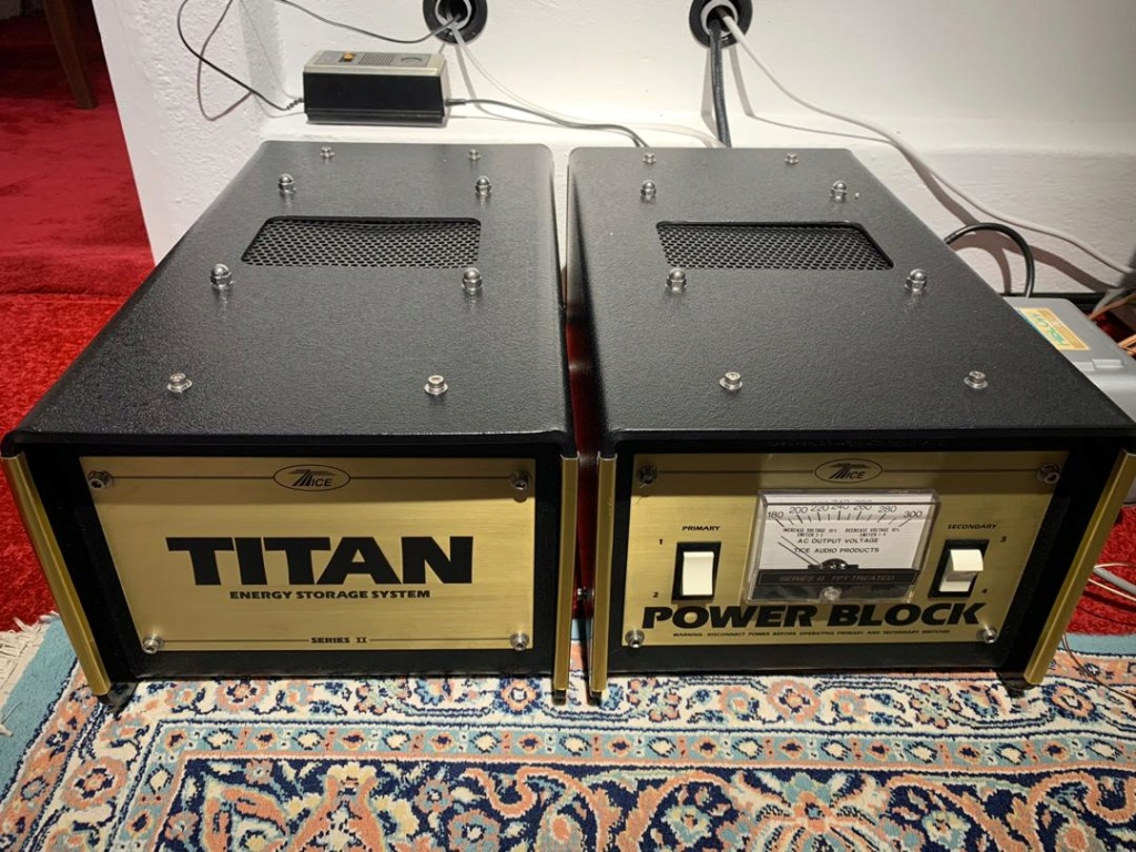 Tice Titan Power Block Series II ( USED )  Img_5110