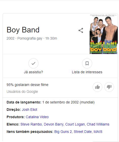 Você conhece a BoyBand 2002 aqui do fórum? Sem_tz10