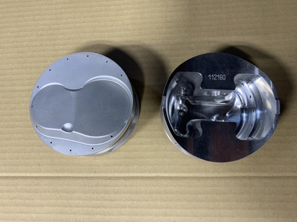 Diamond Custom Pistons for 4.625 bore SOLD D067d210