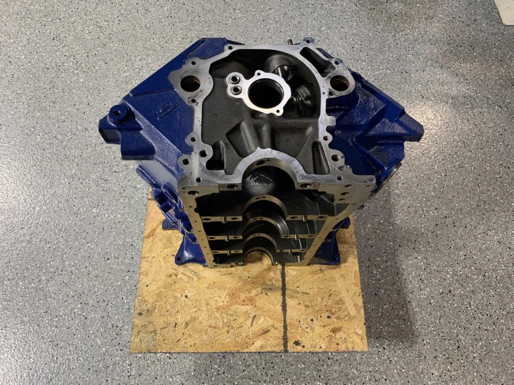 Ford A460 Racing Block SOLD Da544410