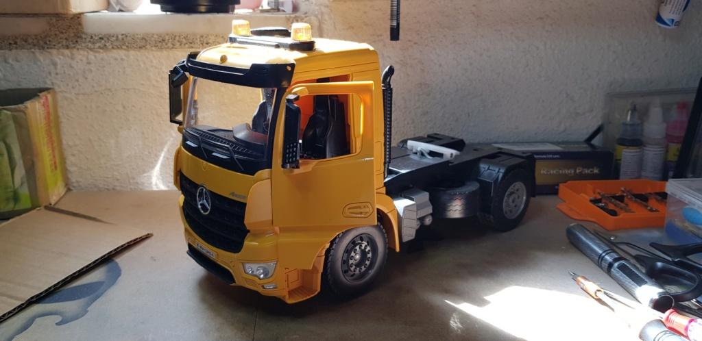 Camion escala 1;20 20201018