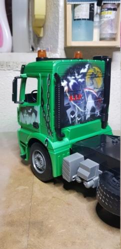 Camion escala 1;20 20201121