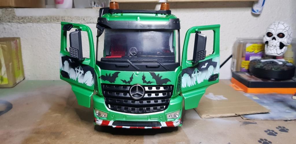 Camion escala 1;20 20201125
