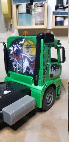 Camion escala 1;20 20201126