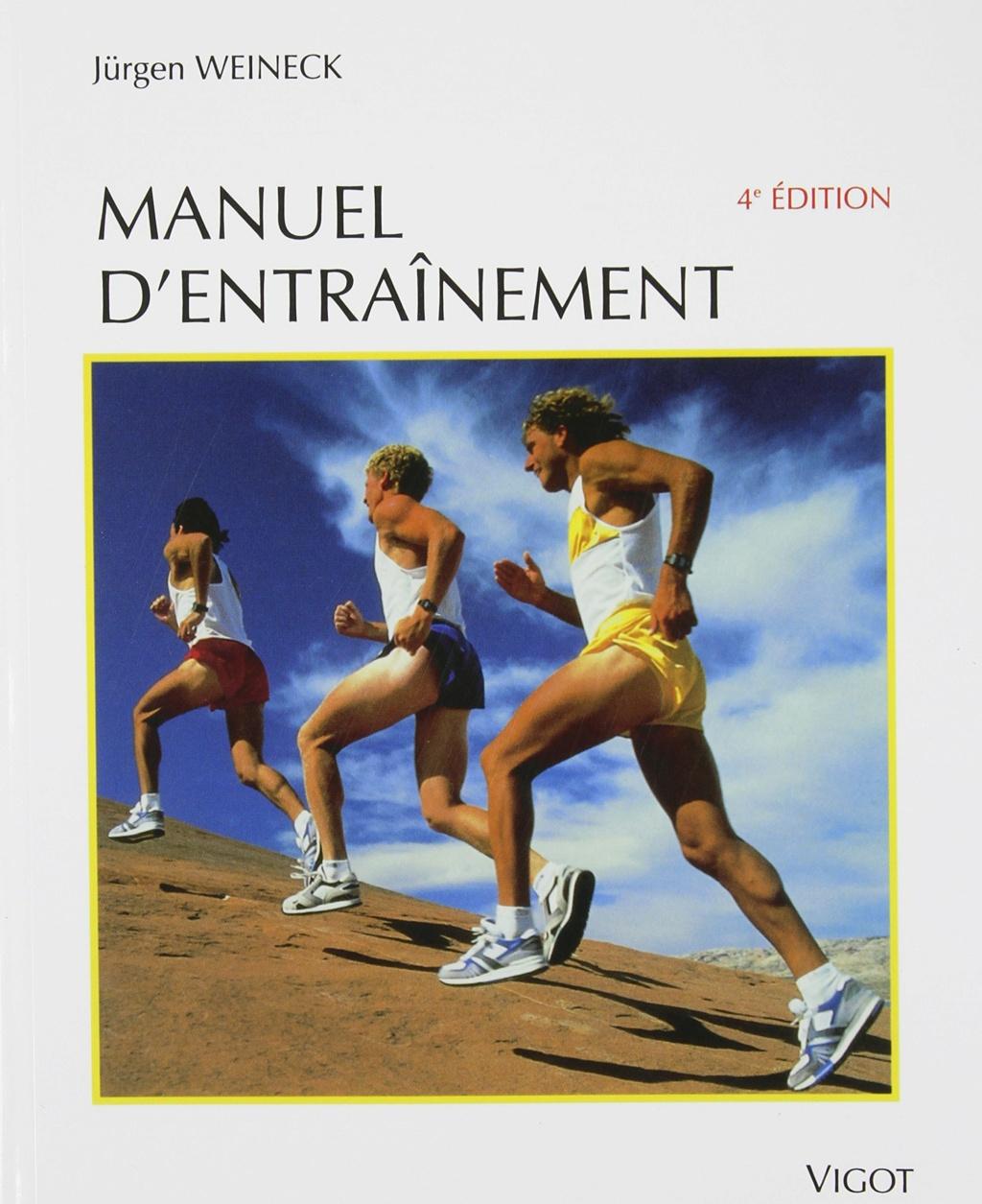 Jurgen Weineck - Manuel d'entrainement  91cqfx10