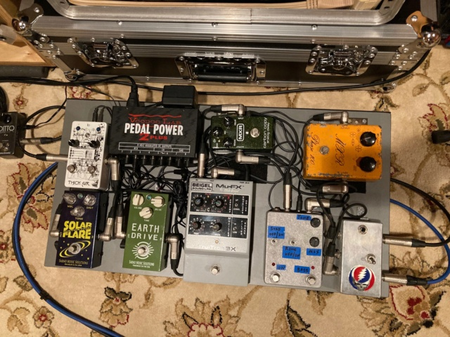 The Rigs Thread - All Apply Guitar, Bass, Key's, Drums, Vocal, PA  Pedal_11