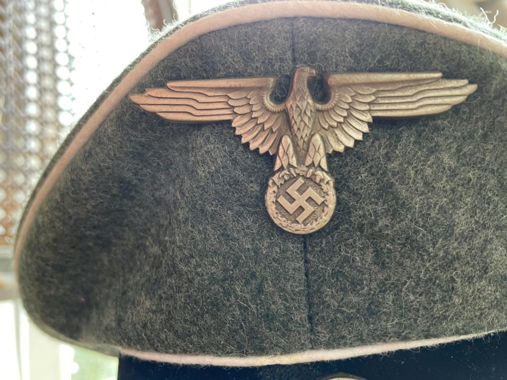 Casquette Waffen SS 211