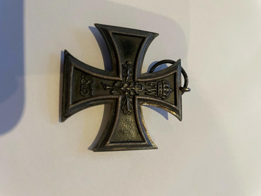 Authentification insignes et décorations allemandes WW2 310