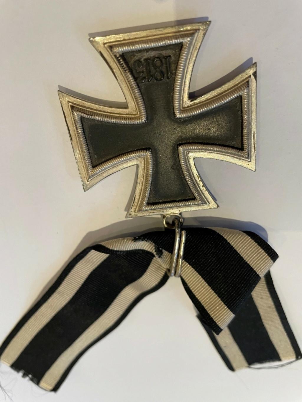 Authentification insignes et décorations allemandes WW2 510