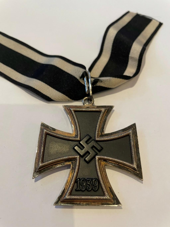Authentification insignes et décorations allemandes WW2 610