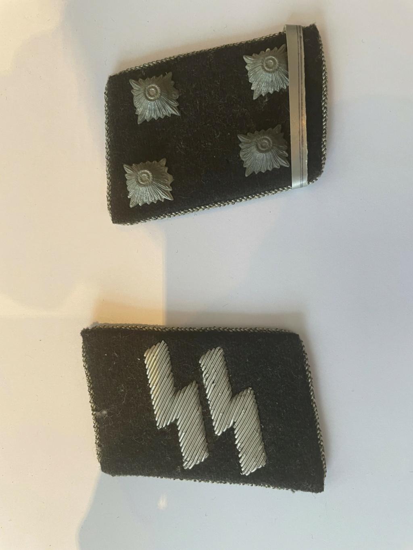 Authentification insignes et décorations allemandes WW2 Galon_10