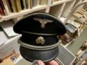 Casquettes SS et Luftwaffe - authentique ? 1812