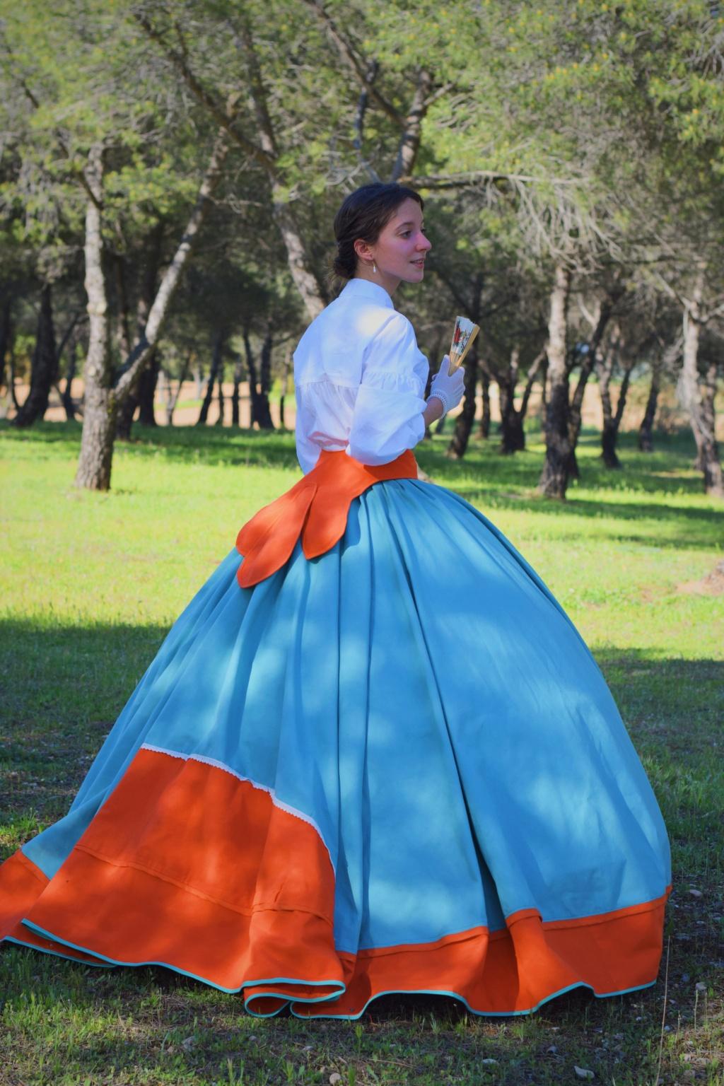 ¡Terminé mi primer vestido! 16202312