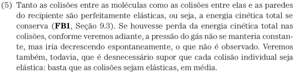 Colisões elásticas dos gases. Captur10