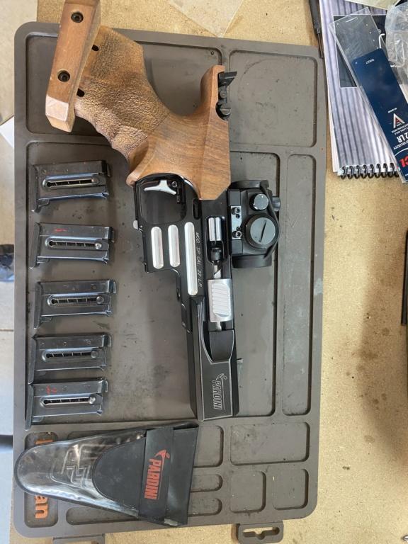 Pardini SP mechanical 22 for sale 4618bb10