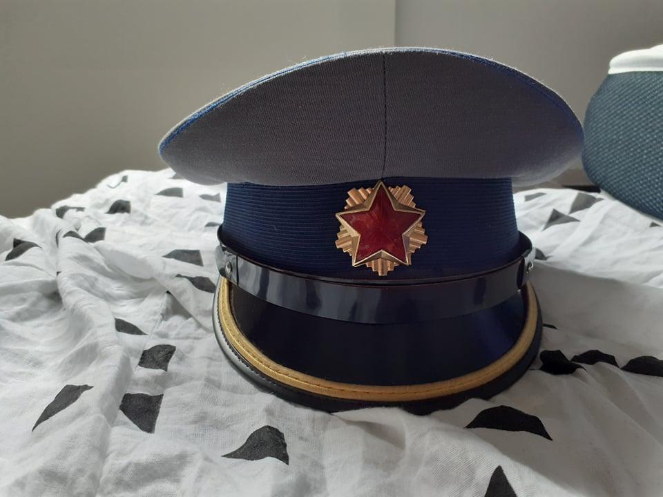 Ce képi gendarmerie est un Faux?  20196910