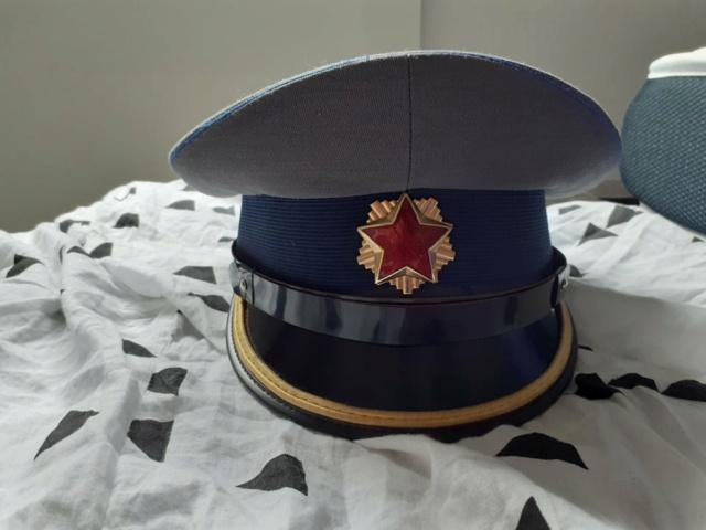 Casquette de la police Yougoslave 20196911