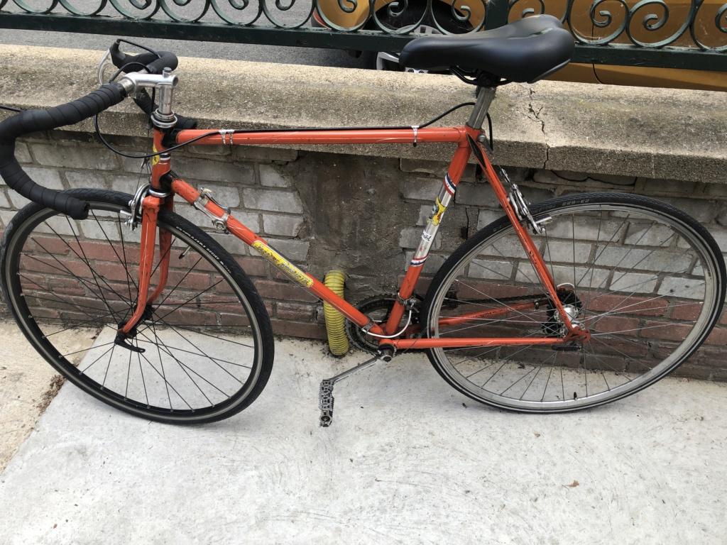 Vélo Jacques Anquetil : A vos avis! 99dfbe10