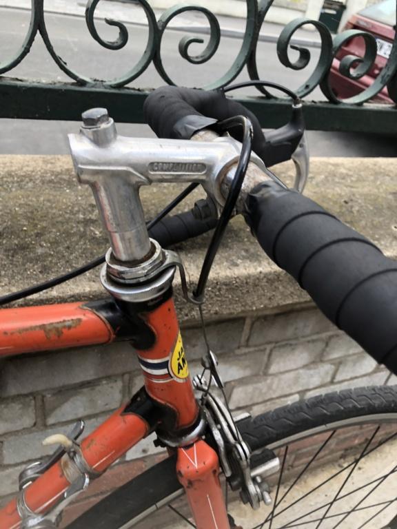 Vélo Jacques Anquetil : A vos avis! F6225610