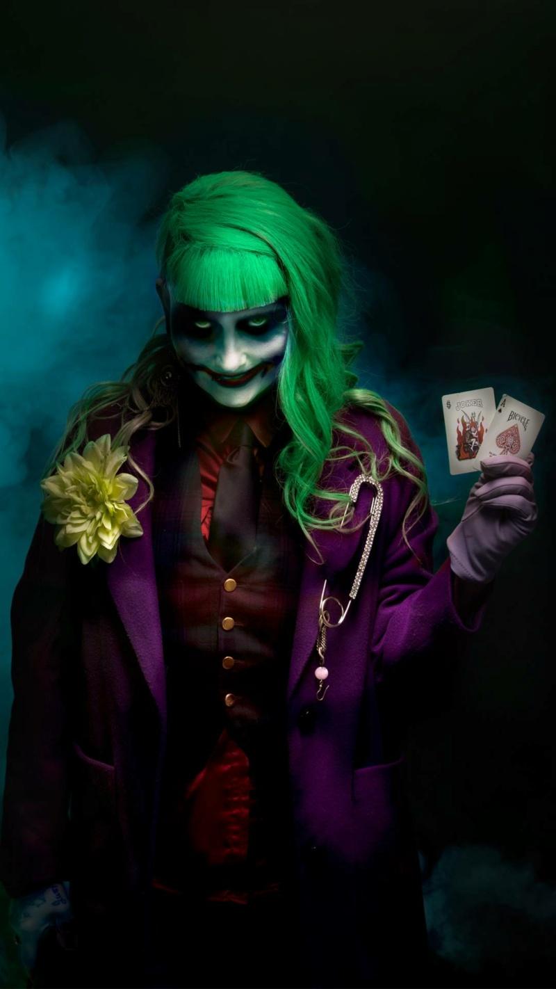 Joker Wooman 58460810