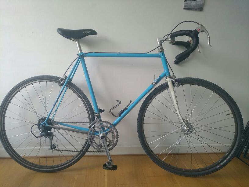 Bernard Carré sur mesure à identifier - Le vélo de Léo 24077510