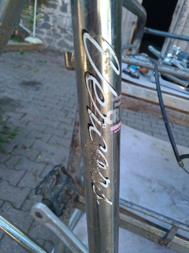 Mercier Vercors cromo 4130 - 1991-95 24283011