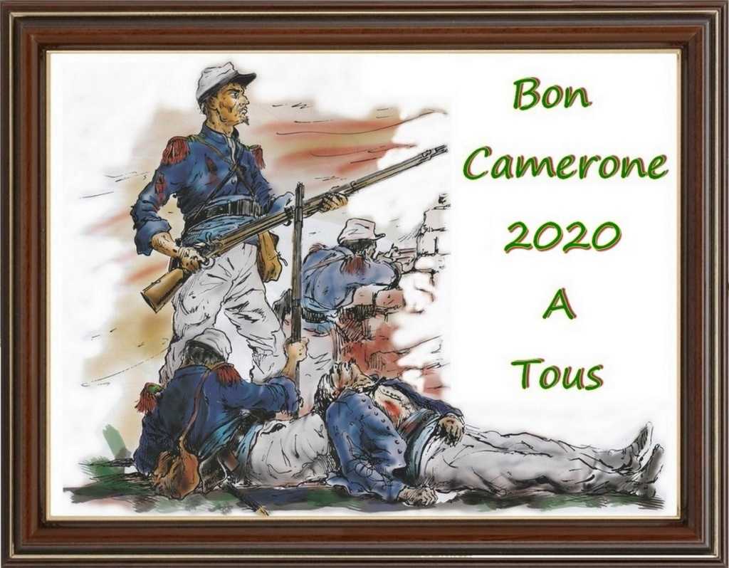 Combat de Camerone 812
