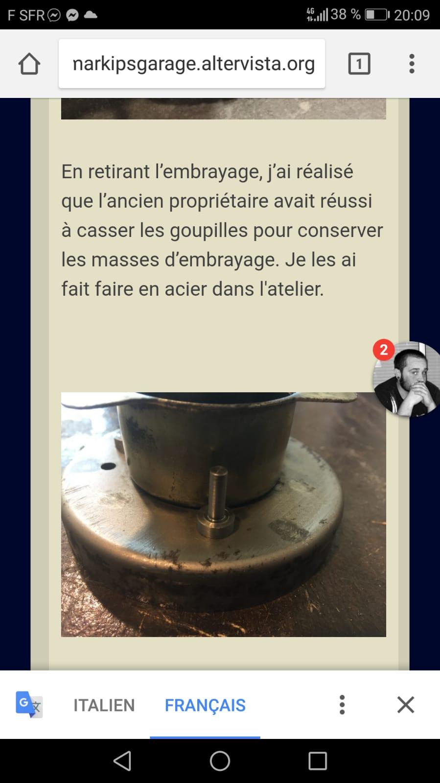 Un moteur 100% origine gonflé   - Page 2 Img-2013