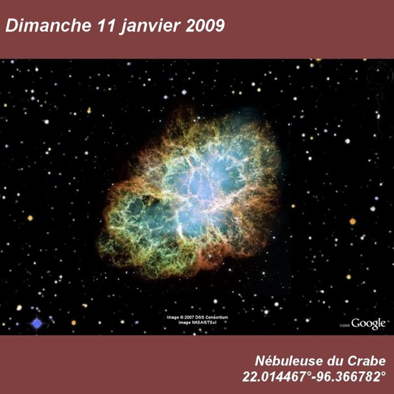 Janvier 2009 (éphéméride) Dimanc11