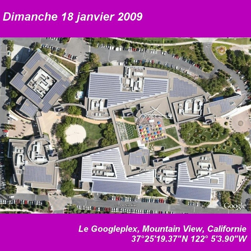 Janvier 2009 (éphéméride) Dimanc12