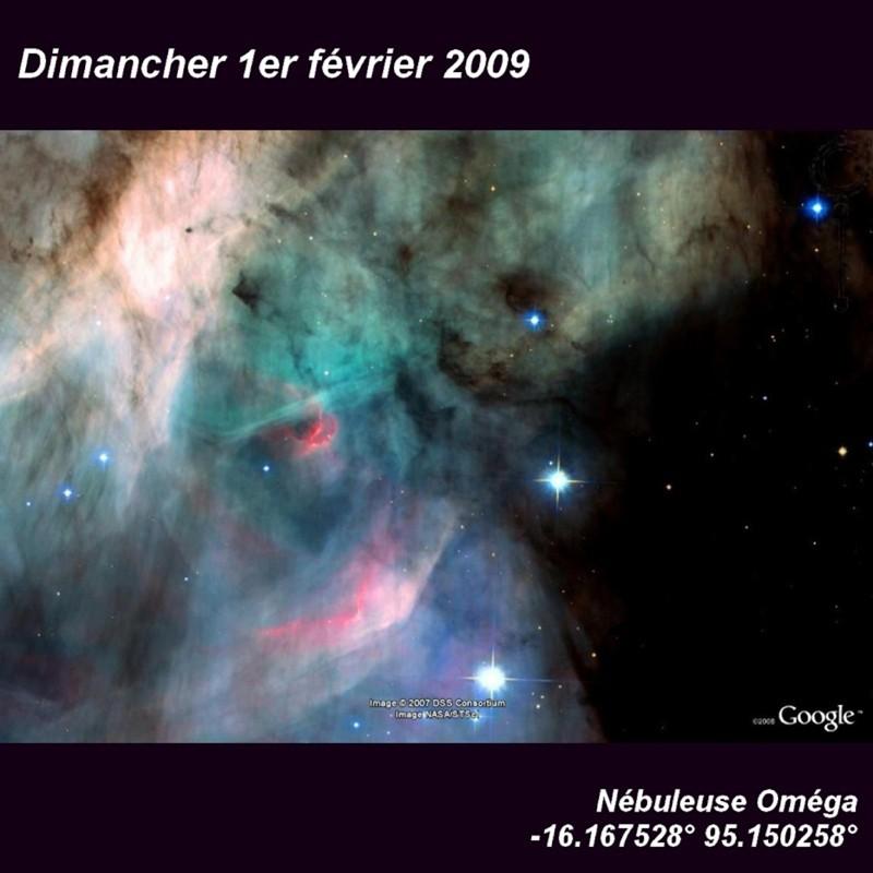 Février 2009 (éphéméride) Dimanc15