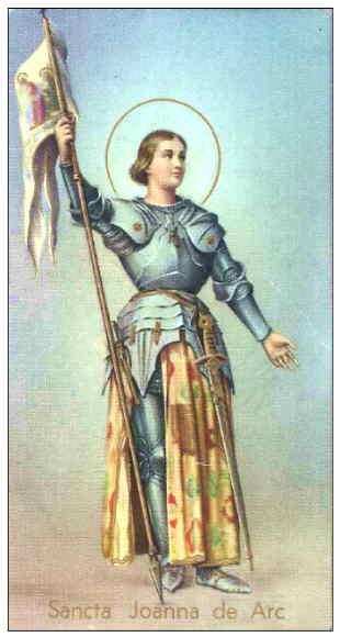 La vocation de la France (Cardinal Pacelli) Jeanne11