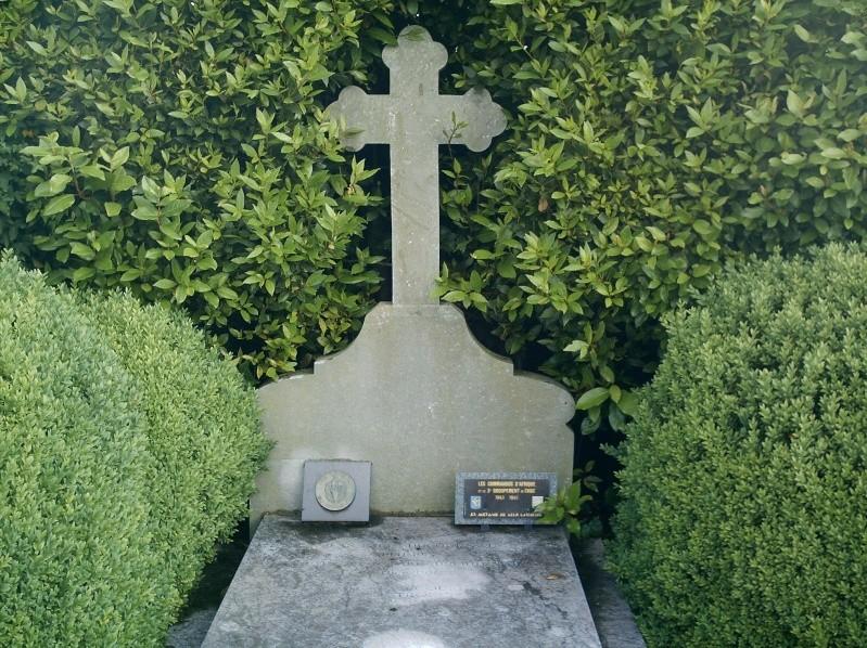 Tombe du général Ducourneau Tombe_10