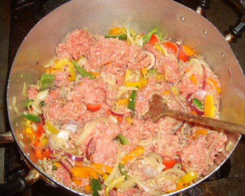 le chili con carne express 01012