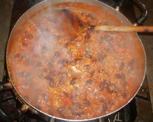 le chili con carne express 01312