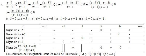 Corrigé de l'exercice 3 du module 1 Effac311