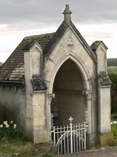 Chapelle Saint Marcoul ou lieu d'un pouvoir unique ! Saint_10