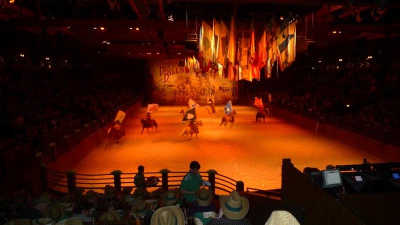 Le Buffalo Bill Wild West Show (carte p.40) Annive12
