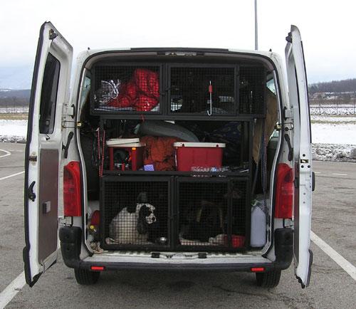 quel vehicule pour transporter vos chiens? - Page 2 Arrier10