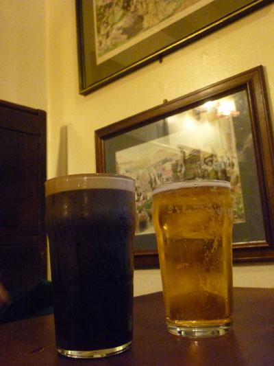 Beer to London ! Guinne10