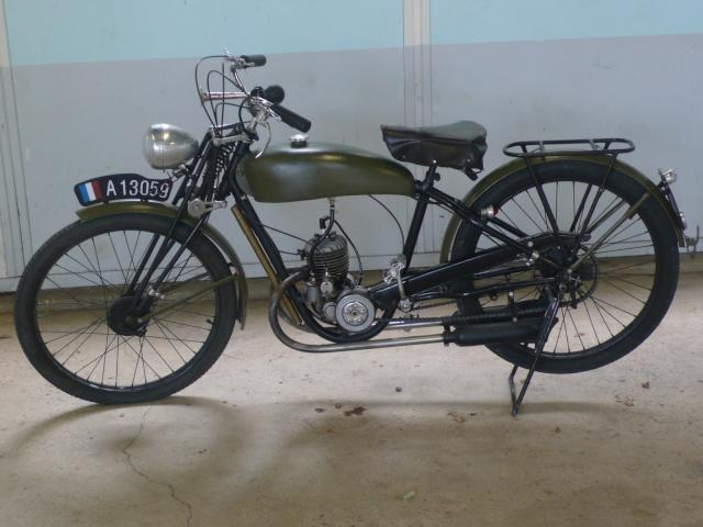 les motos des motocyclistes ..  2vv83s10