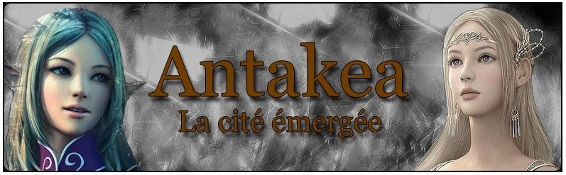 Antakea la cité émérgée