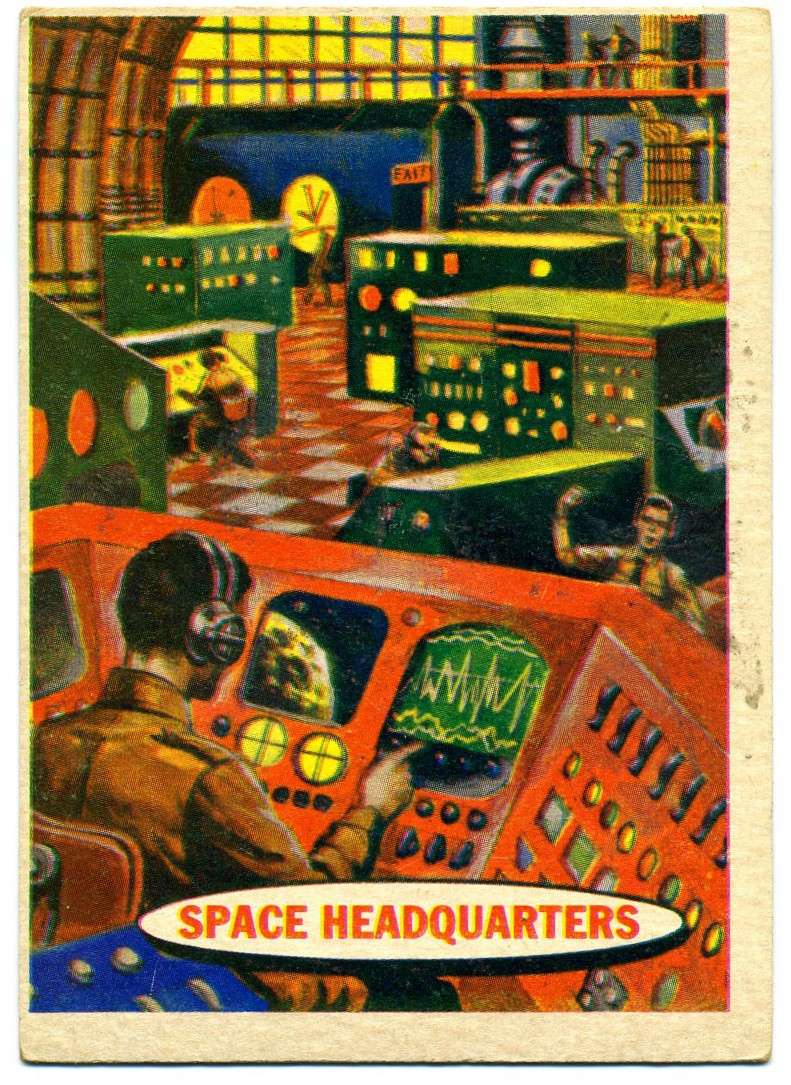 SPACE TRADING CARDS de TOPPS Topps_12