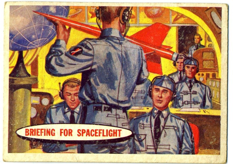 SPACE TRADING CARDS de TOPPS Topps_14