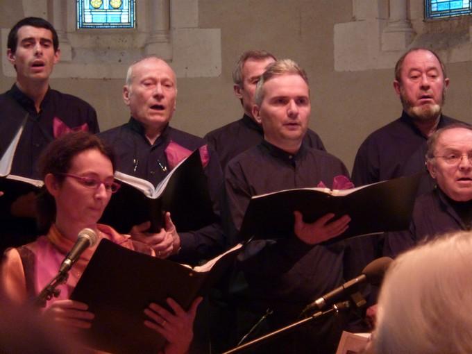 une chorale exceptionnelle ;OPACAD P1020525